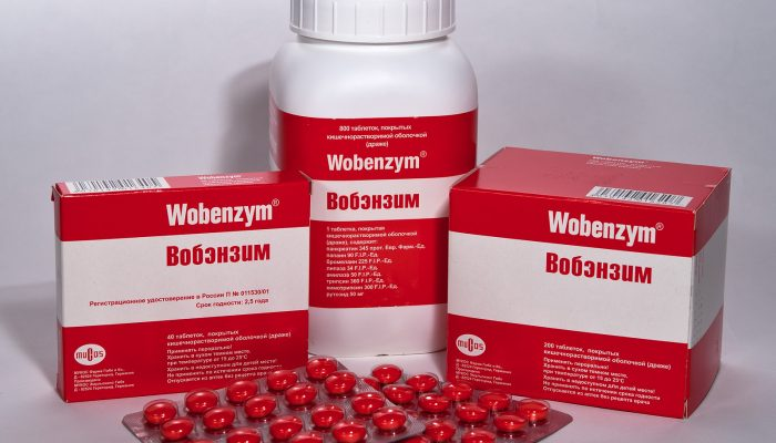 Вобэнзим в гинекологии: показания и инструкция по применению
