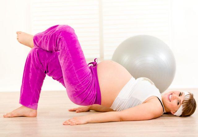 Можно ли заниматься спортом во время беременности?