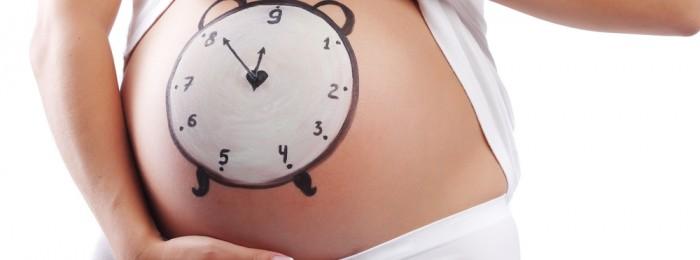 Во сколько недель рожают первого и второго ребенка, мальчика и девочку?