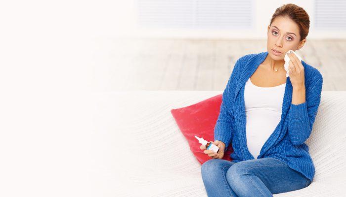 Сосудосуживающие препараты при беременности - Я беременна