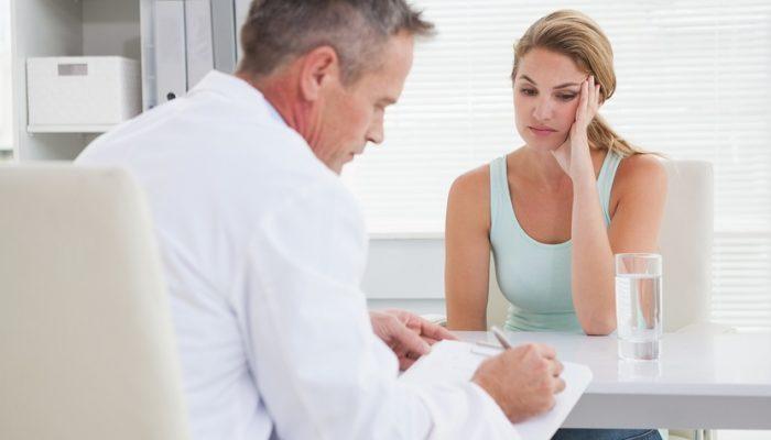 Тест на беременность положительный а беременности нет