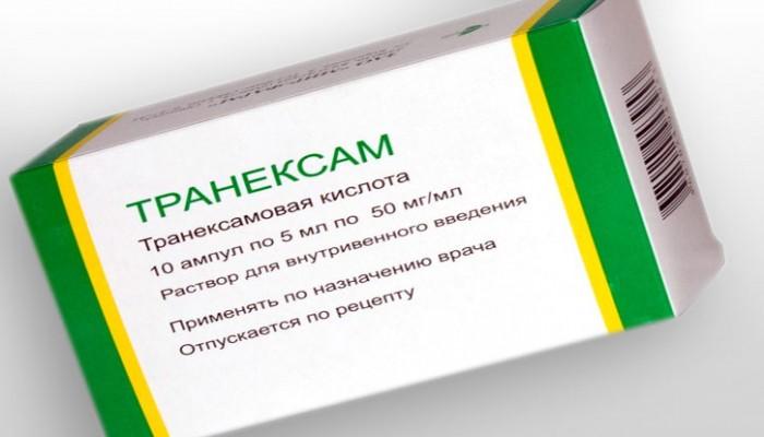 препараты для остановки кровотечения в гинекологии