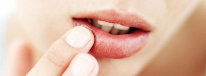 Простуда на половых губах при беременности