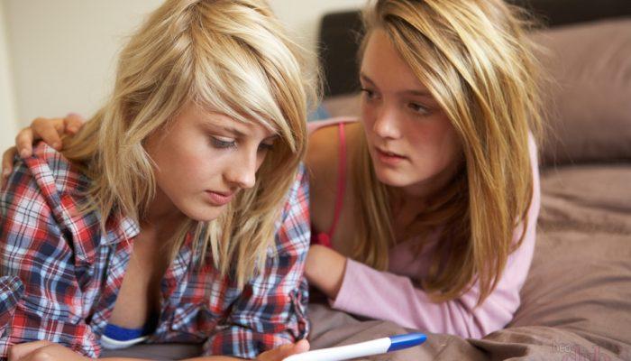 Чем опасна ранняя подростковая беременность