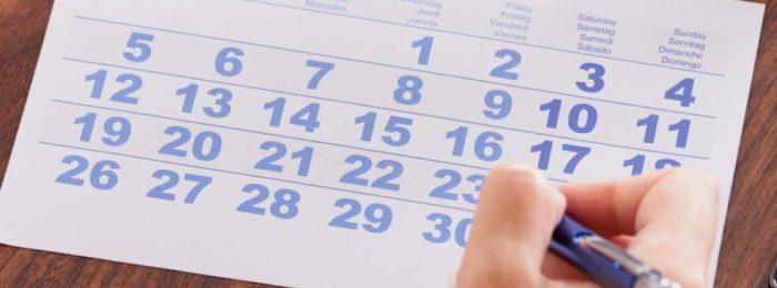 Календарный метод предохранения от беременности, безопасные дни