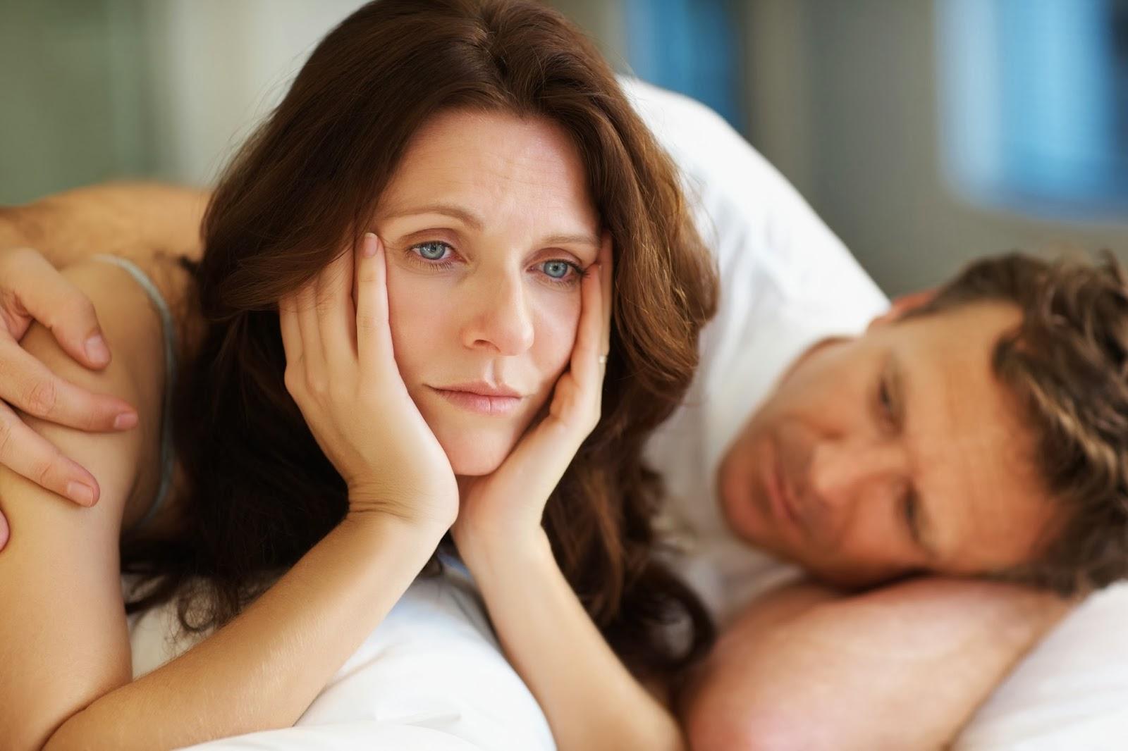 При климаксе болят молочные железы