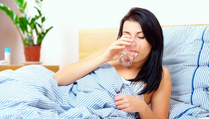 Тошнота и озноб при беременности