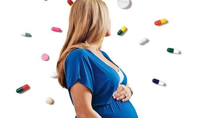 Какие успокоительные можно принимать во время беременности?