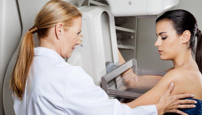 можно делать маммографию беременности