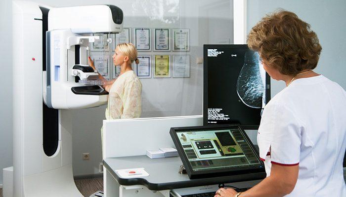 Можно ли делать маммографию при беременности?