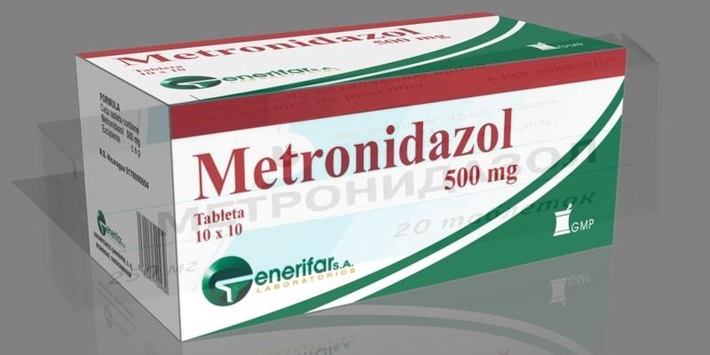 Таблетки метронидазол от чего в гинекологии — parazit24