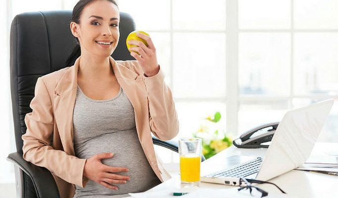 Как похудеть в ногах при беременности
