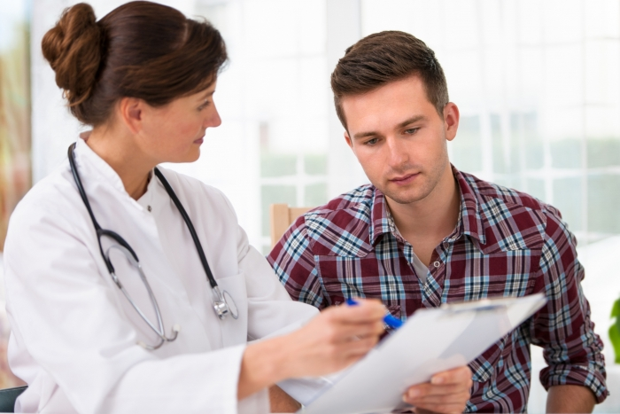 Кандидоз у мужчин время лечения