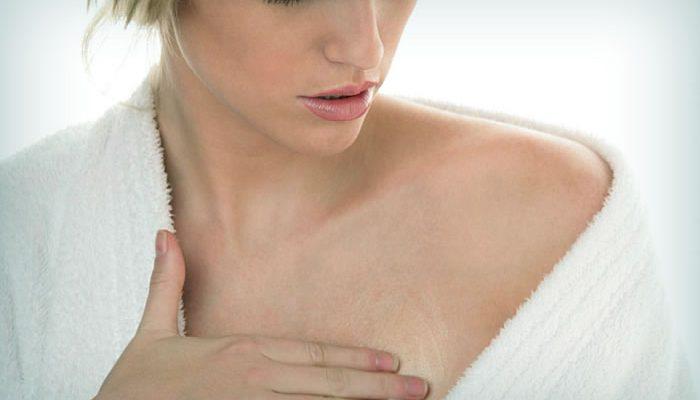 Может ли болеть груди когда поправляешься