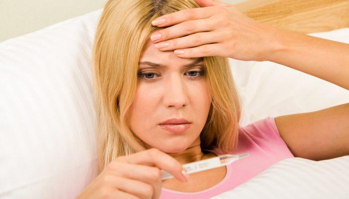 Температура 37 без признаков простуды у женщин