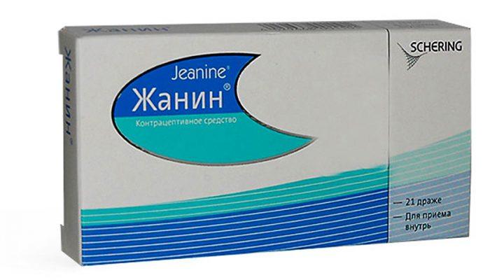 Побочные от противозачаточных таблеток 10
