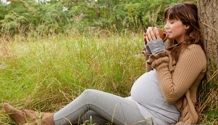 беременная-женщина