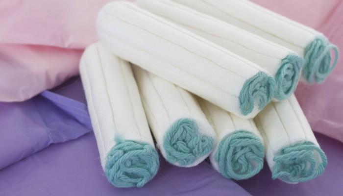 Sanitary napkins and tampons