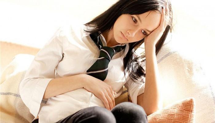 A720CN Pregnant school girl